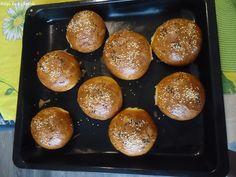 Hamburger zsemle 1. (8 zsemléhez)