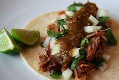 food is luv: yo quiero carnitas