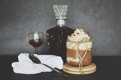 Leia mais em | read more at: http://eatmypops.com/post/41148494118/cake-jar-smores-personalizado-podes