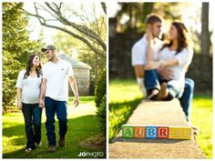 Pregnancy announcement ideas, baby announcement ideas, and pregnancy announcement photos. Click to view more pregnancy picture ideas!