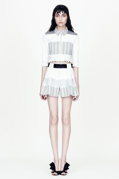 James Long - Spring 2013 Ready-to-Wear - Look 1 of 14