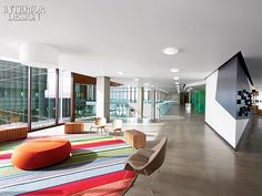 Peak Performance: A Mega-Office for Adobe by Rapt and WRNS   Projects   Interior Design