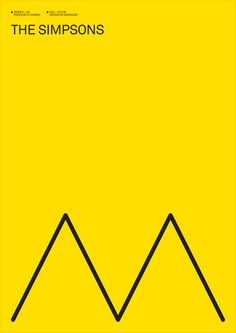 awesome series of modernist posters inspired by tv shows. | damn, i want 'em all!