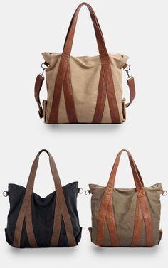 Sac cabas toile / porte-documents / ordinateur portable / femmes de bag / sac de voyage / sac--Q8 sur Etsy, 43,78 €