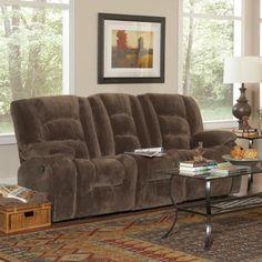 Wildon Home Bryce Reclining Sofa