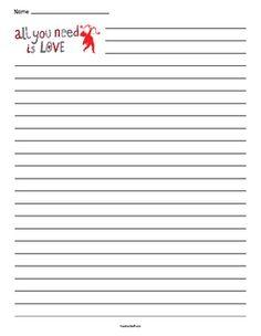 Zebra Lined Paper