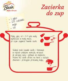 Zacierka do zup