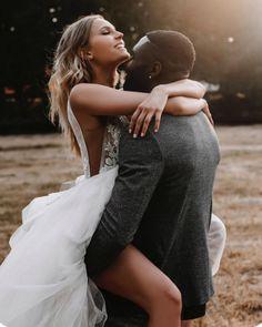 Black Man White Girl, White Girls, White Women, Black Men, Interracial Wedding, Interracial Love, Interracial Marriage, Couple Goals, Cute Couples Goals