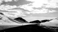 Beautiful Black and White Pictures of Iceland – Fubiz Media
