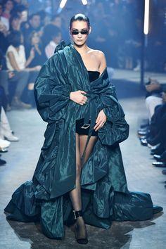 Bella Hadid || Alexandre Vauthier Haute Couture S/S 2018
