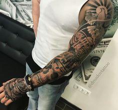 Most Preferred Male Tattoo Models in 2019 - Tattoos For Men:.- Most Preferred Male Tattoo Models in 2019 – Tattoos For Men: Best Men Tatto… Most Preferred Male Tattoo Models in 2019 – Tattoos For Men: Best Men Tattoo Models - Skull Sleeve Tattoos, Best Sleeve Tattoos, Sleeve Tattoos For Women, Leg Tattoos, Black Tattoos, Body Art Tattoos, Tattoo Drawings, Family Sleeve Tattoo, Full Arm Tattoos