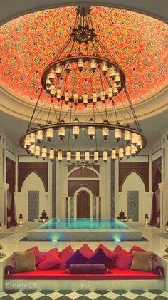 Hotel Jumeirah Zabeel Saray, Dubai, UAE
