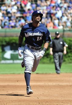 Khris Davis, Milwaukee Brewers