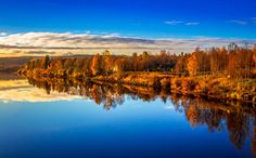 Ivalojoki View by Christian Zeiner on 500px