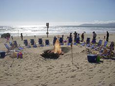 Bondfires For Beach Weddings Google Search