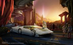The Art of Syd Mead