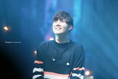 Gyubaby's smile is just too lovable.
