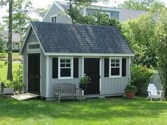 PAINTED-SHEDS