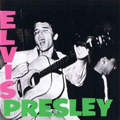 March 13, 1956 – Elvis Presley releases his first Gold Album titled Elvis Presley.