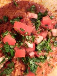 5oz Pork Chorizo 8oz Quesadila cheese, shredded 1/2 Cup fresh poblano pepper, seeded and sliced 1/2 inch strips 1/2 Cup white onion, sliced 1/2 inch strips 1/2 Cup finely chopped tomato  1 Tbsp. chopped fresh cilantro Tortillas or chips  Click Here for full recipe:  http://www.q99fm.com/BreakfastClub/FDT2014.aspx