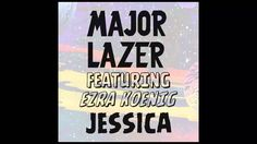 Major Lazer's song about Jessica Alba is the funniest thing