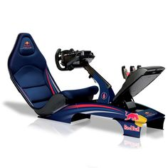 Cockpit Red Bull Racing F1 p/ PS3/PC – Azul e Preto – Playseats - http://batecabeca.com.br/cockpit-red-bull-racing-f1-p-ps3pc-azul-e-preto-playseats.html