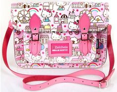 Hello kitty land bag