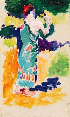 Henri Matisse / Standing Figure