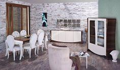 Rixos Ahşap Yemek Odası en şık en uygun en güzel yemek odası modelleri yıldız mobilya alışveriş sitesinde #diningroom #bedroom #avangarde #modern #pinterest #yildizmobilya #furniture #room #home #ev #decoration  http://www.yildizmobilya.com.tr/