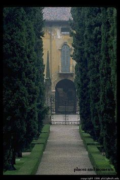 Boboli, Italia