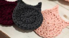 Na szydełku #8  Kot - łatwy wzór dla początkujących | Cat crochet tutori...