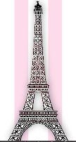 French theme bedrooms - Parisian themed accessories - European  Parisian style with French flair