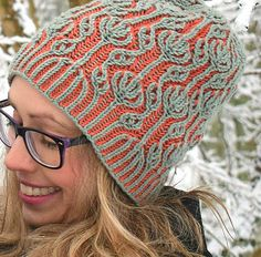 Ravelry: Porcelain Hat pattern by Raina K