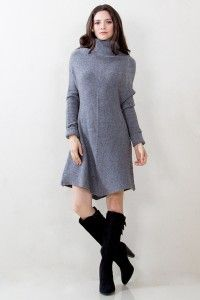 The Shady Sweater Dress