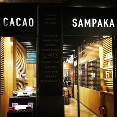 Cacao Sampaka Barcelona