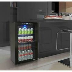 878e5324f3 Costco  Vinotemp 80-can Beverage Cooler Beverage Refrigerator