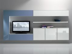 Wall Unit Exential Y32 by Spar - $5,375.00