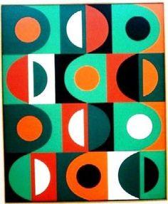 Título de la obra: Malabar  Autor: Araceli Gilbert  Técnica: Acrílico sobre lienzo  Dimensiones: 100 x 81cm  Año: 1985 Localización: desconocida