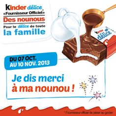 2 coffrets créatifs #KinderDelice à gagner chez Papa Blogueur | Blogging, famille et gestion du temps !! http://www.papa-blogueur.fr/a-gagner-2-coffrets-creatifs-kinder