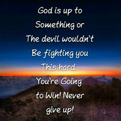 God is up to Something or the devil wouldn't be fighting you this hard. You're Going to Win! Never Give Up! You were CreaTed to be Victorious in every situation! Seek after God TODAY for your Victory! God's plan & His Will for your Life Will Always Lead You to Your Victorious Life! Rise Up Generation! Honor Jesus today for His Powerful Sacrifice! You were WORTH His Sacrifice! We are a YouTube Channel Ministry. Subscribe to us on our YouTube Channel @ I AM the Generation! The World needs…
