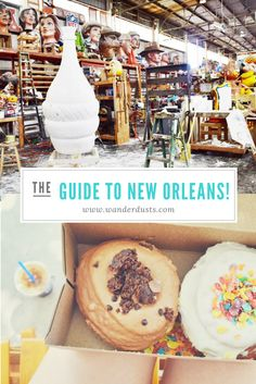 The total guide to New Orleans! Things to do, places to stay, and where to eat! - Wander Dust Blog