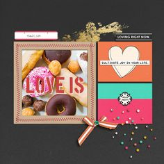love is donuts digit