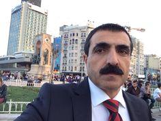 Taksim'den görüntüler