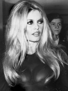 Brigitte Bardot's 11 Most Iconic Hairstyles  - MarieClaire.com