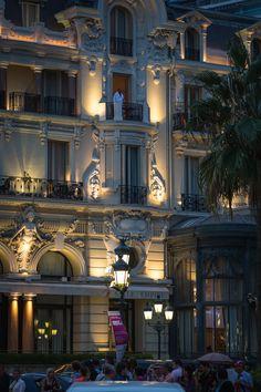 Hotel de Paris, Monte Carlo_ Monaco