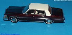 Son43: Cadillac DeVille sedan 1977