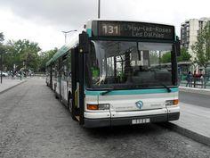 ligne 131 porte d'Italie Ligne Bus, Busses, Paris, Europe, Patagonia, The Neighborhood, Italy, Montmartre Paris, Paris France