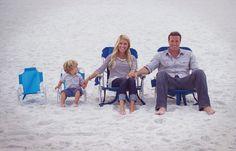 Beach Pregnancy Announcement! Lipstick, Heels & a Baby: Guess What!?