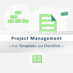 Free Project Management templates and checklists | Source: wiki.en.it-processmaps.com/