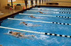 Men's swimming and diving falls to Drexel University